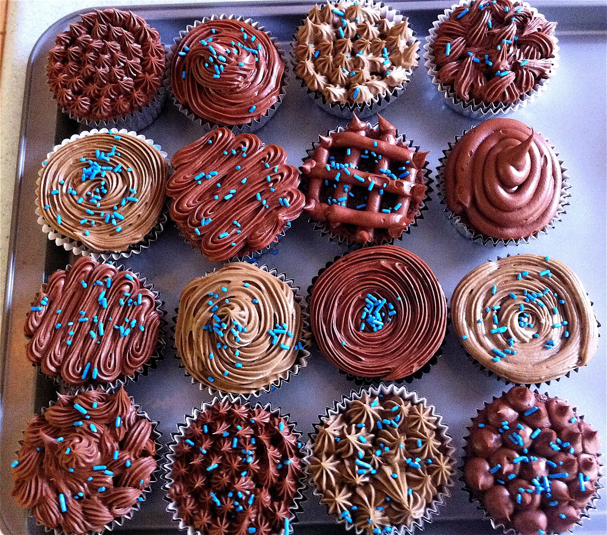 Cupcake Photo Shoot part 2