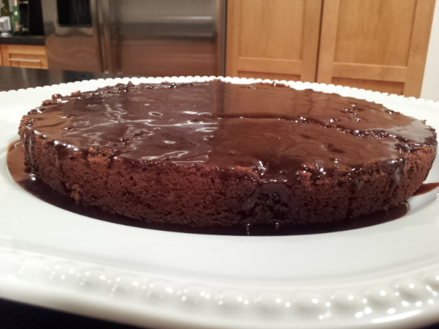 Decadent, Dairy Free Chocolate Torte