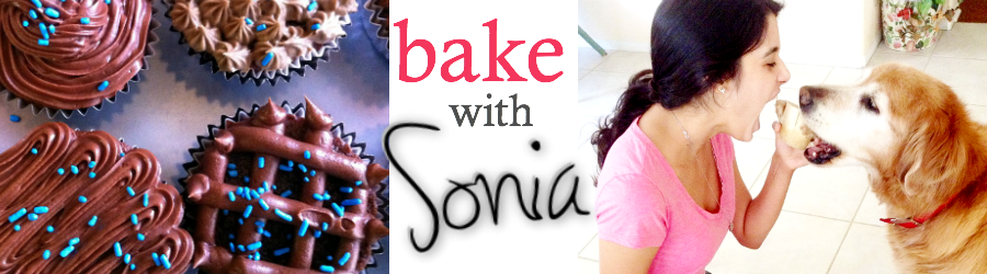 bake (+travel) with sonia